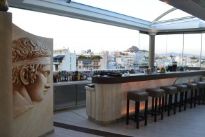 Rooftop Restaurant at the Athenian Callirhoe