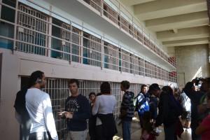Cellhouse at Alcatraz Prison