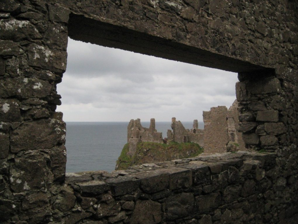 Dun Luce Castle