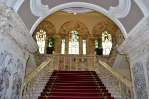 Grand Staircase Belfast City Hall