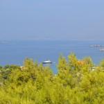Yacht at Saronida
