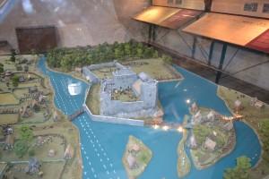 Castle Cahir Layout