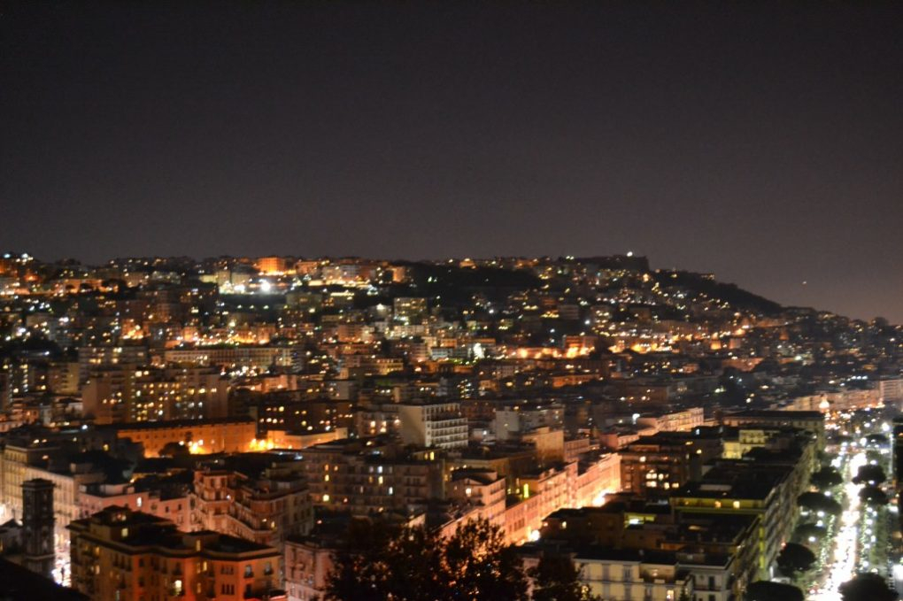 Napoli at Night 03-09-11