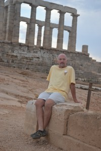 Lord Jim at Cape Sounion