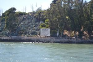 Alcatraz Prison: The Approach
