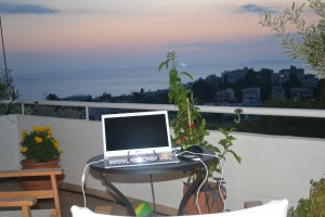 Work Space in Saronida