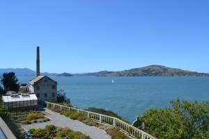 Alcatraz Prison Gardens