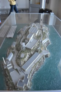 Alcatraz Prison - Model