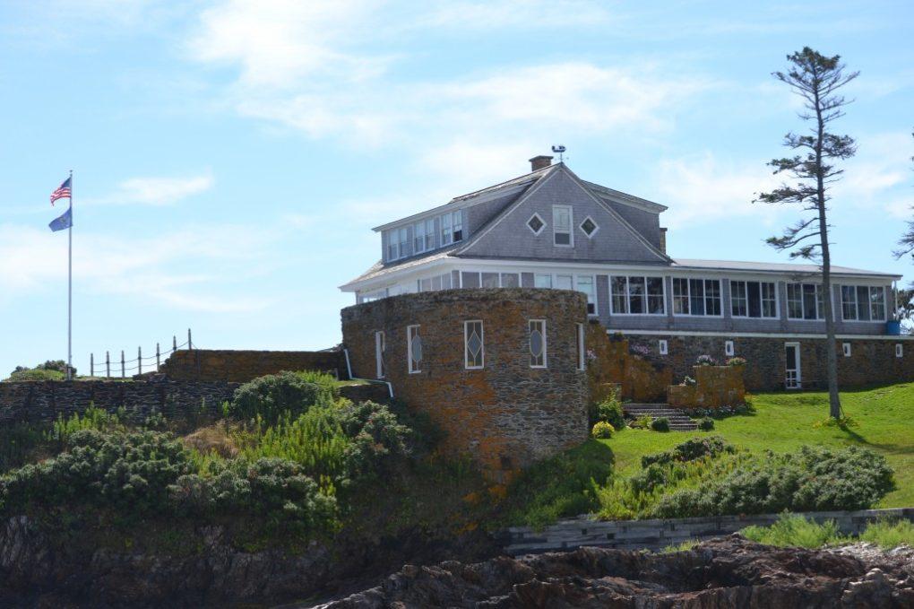 Peary's Eagle Island