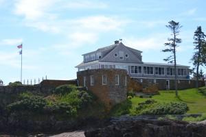 Peary's Eagle Island Home