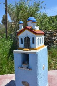 Greek Shrine