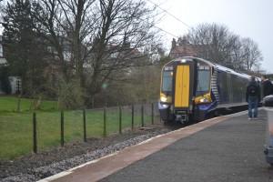 Train's In