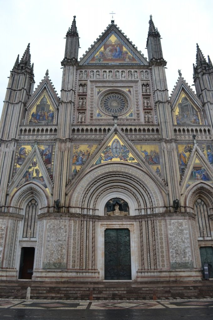 Orbieto's Magnificent Duomo