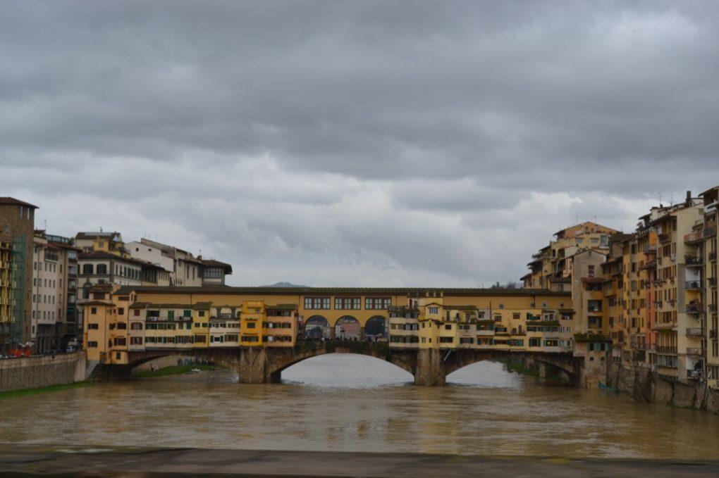 Ponte Vecchio 031611