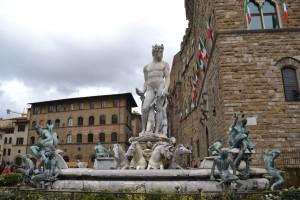 Poseidan Fountain
