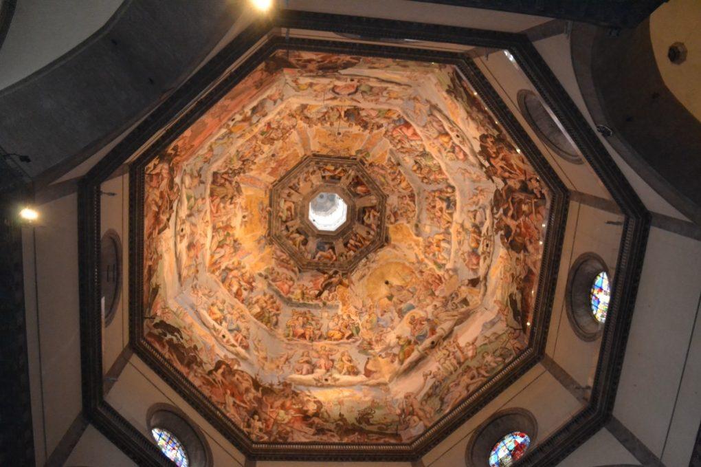 Duomo Dome Ceiling