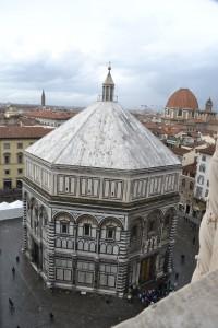 Duomo Baptismal Font