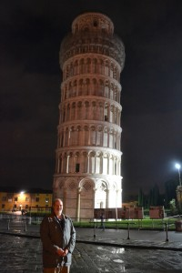 Chester and the tower