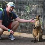 Jim's First Kangaroo