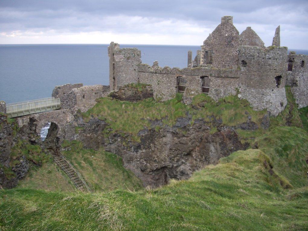 Dun Luce Castle, Ireland