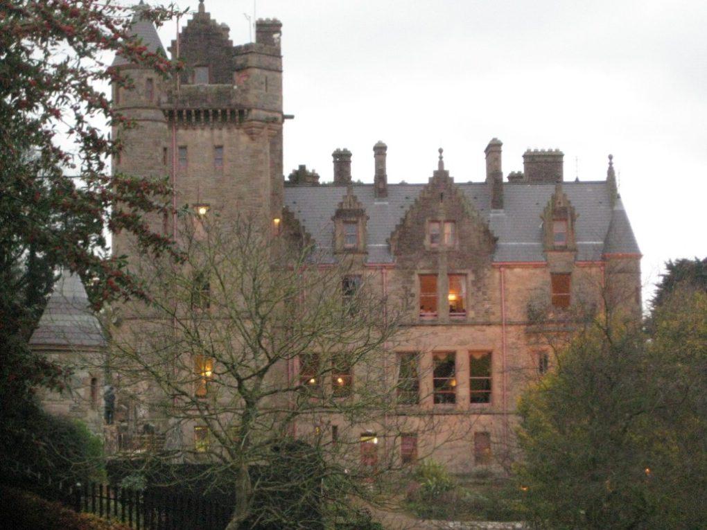 Belfast Castle, Belfast Northern Ireland