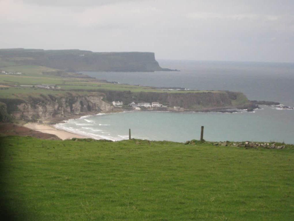 Traveling up the Coast of Ireland