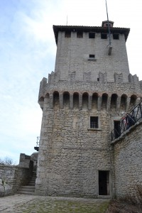 First Tower-San Marino