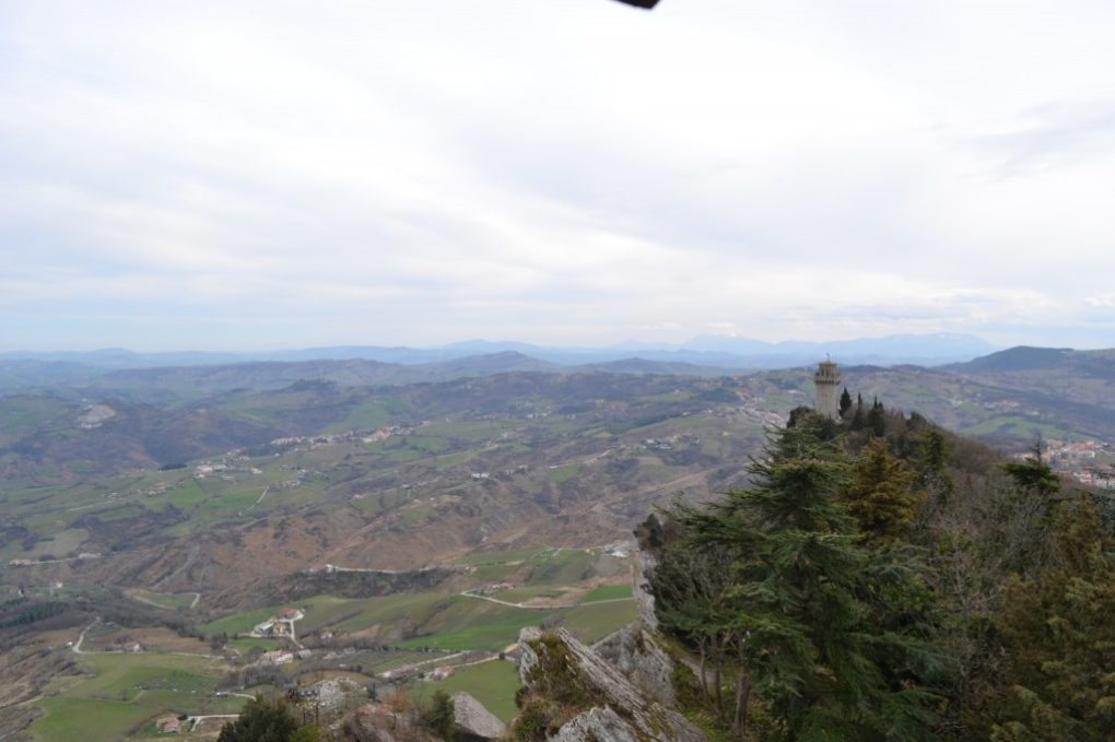 Montale- The Third Tower of San Marino
