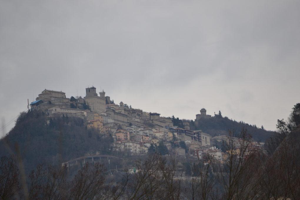 Farewell San Marino
