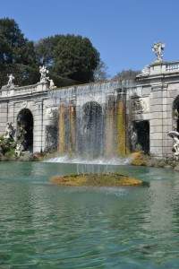 Caserta Royal Palace:The Park