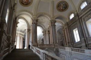 Caserta Royal Palace- Grand Staircase