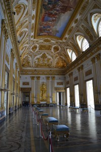 The Throne Room - Caserta Palace