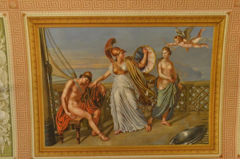Mythological Paintings -Royal Palace