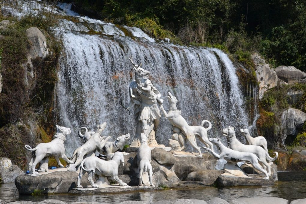 Fountain of Diana & Actaeon