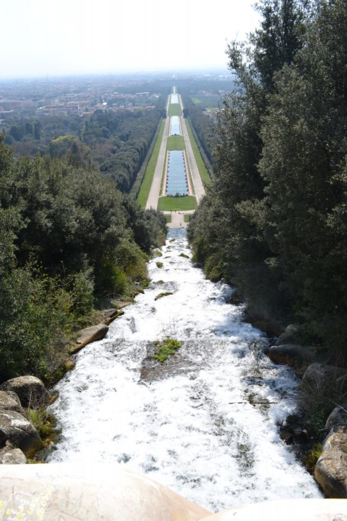 Caserta Royal Palace: The Park